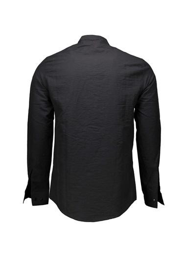 Collezione Siyah Erkek Gömlek Siyah